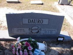 Alice <i>Randolph</i> Dauro