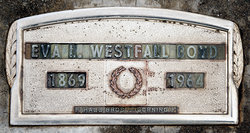 Eva Lorette <i>Westfall</i> Boyd