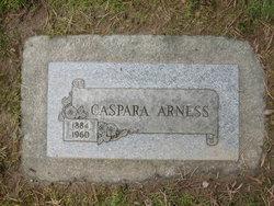 Caspara <i>Isaachsen</i> Arness