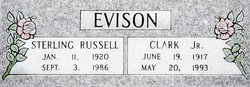 Sterling P. <i>Russell</i> Evison