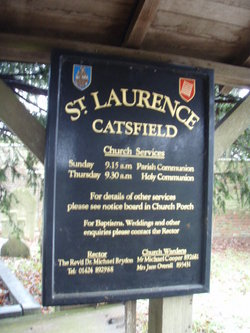 St. Laurence Churchyard
