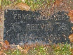 Erma Venice <i>Snedaker</i> Reeves
