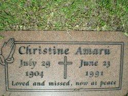 Christine Amaru