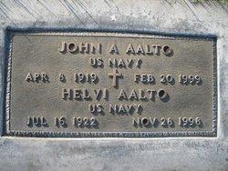 John A. Aalto