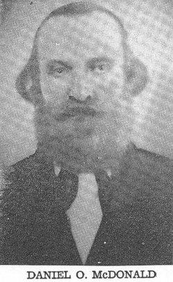 Daniel Oliver McDonald