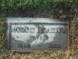 Margaret Jane <i>Gordon</i> Brazelton