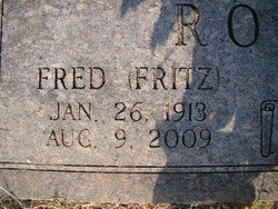 Fred Fritz Rogers