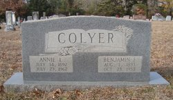 Annie Lee <i>Gibson</i> Colyer