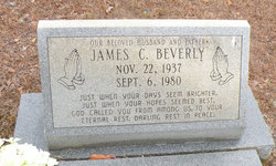 James Calvin Beverly