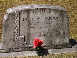 Ersel W Barnes