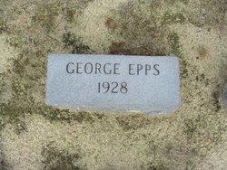 George Albert Epps