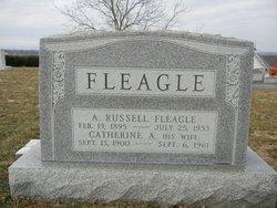 Alvie Russell Fleagle