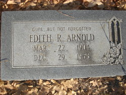 Edith R Arnold