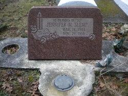 Jennifer Millicent Slemp