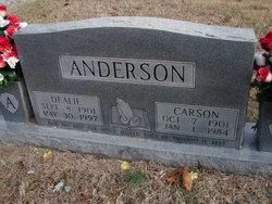 William Carson Anderson