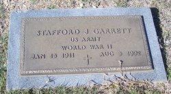 Stafford Jefferson Garrett