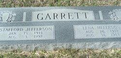 Lena Luvee <i>Helleson</i> Garrett