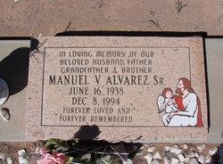 Manuel V. Alvarez, Sr