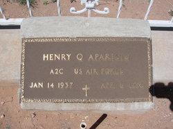 Henry Q. Aparicio