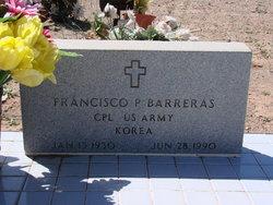 Francisco Barreras