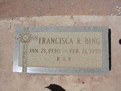 Francisca R. Bing
