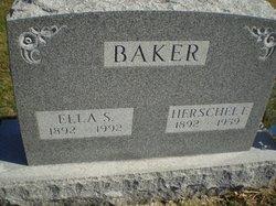 Ella <i>Sebens</i> Baker