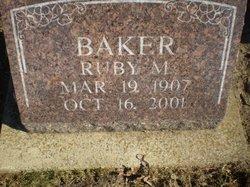 Ruby Mae <i>Sparks</i> Baker
