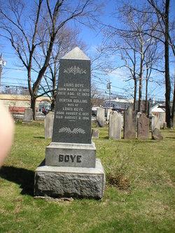 Bertha <i>Bolling</i> Boye