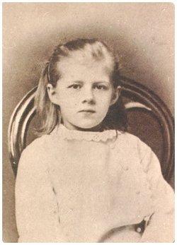 Lyubov Fyodorovna Dostoyevskaya