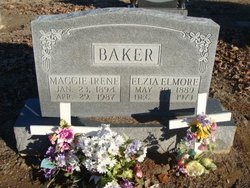 Elzia Elmore Baker