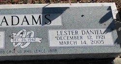 Lester Daniel Adams