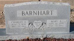 Mae Elizabeth Mary <i>Dixon</i> Barnhart