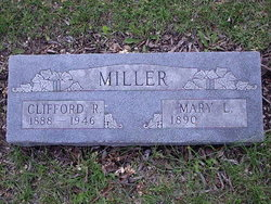 Clifford R Miller