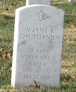 Wayne E Christiansen
