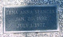 Lena Anna Spencer