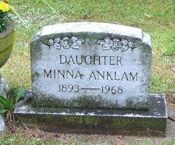Minna B. Anklam