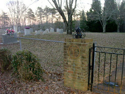 Tudor Family Cemetery