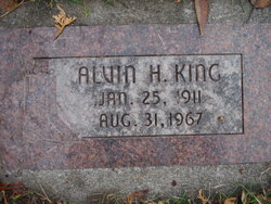 Alvin Horace King