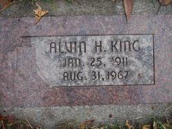 Alvin Horace King