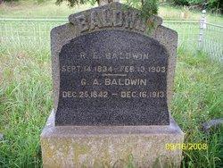 Rufus Ebenezer Eben Baldwin