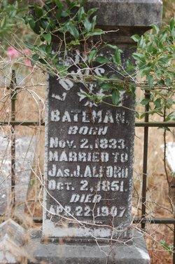 Louisa Matilda <i>Bateman</i> Alford