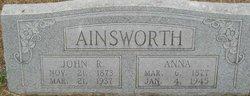 Anna Ainsworth