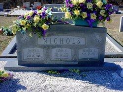Elton V. Nick Nichols