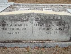 Henry James Clanton