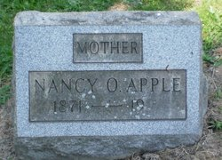 Nancy <i>Ober</i> Apple