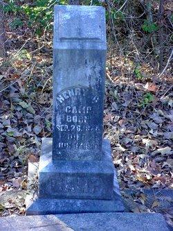 Rev Henry Clay Camp