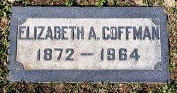 Elizabeth A <i>Standefer</i> Coffman
