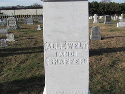 Mary C. <i>Kendig</i> Allewelt