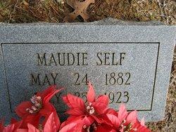 Maudie <i>James</i> Self
