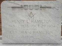 Cynthia J <i>Kennedy</i> Hamilton